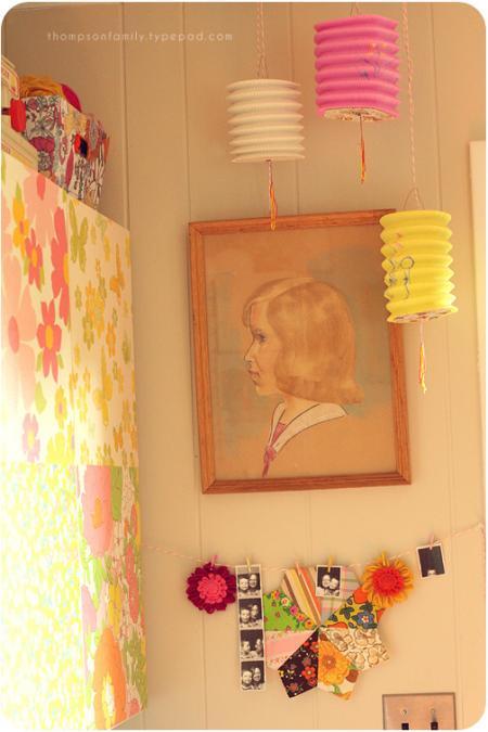 Скрап-комната Danielle Thompson