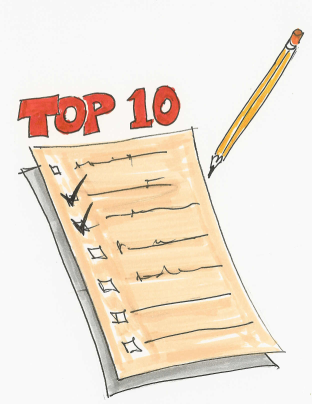 ТОП-10 зарубежных скрап-блогов